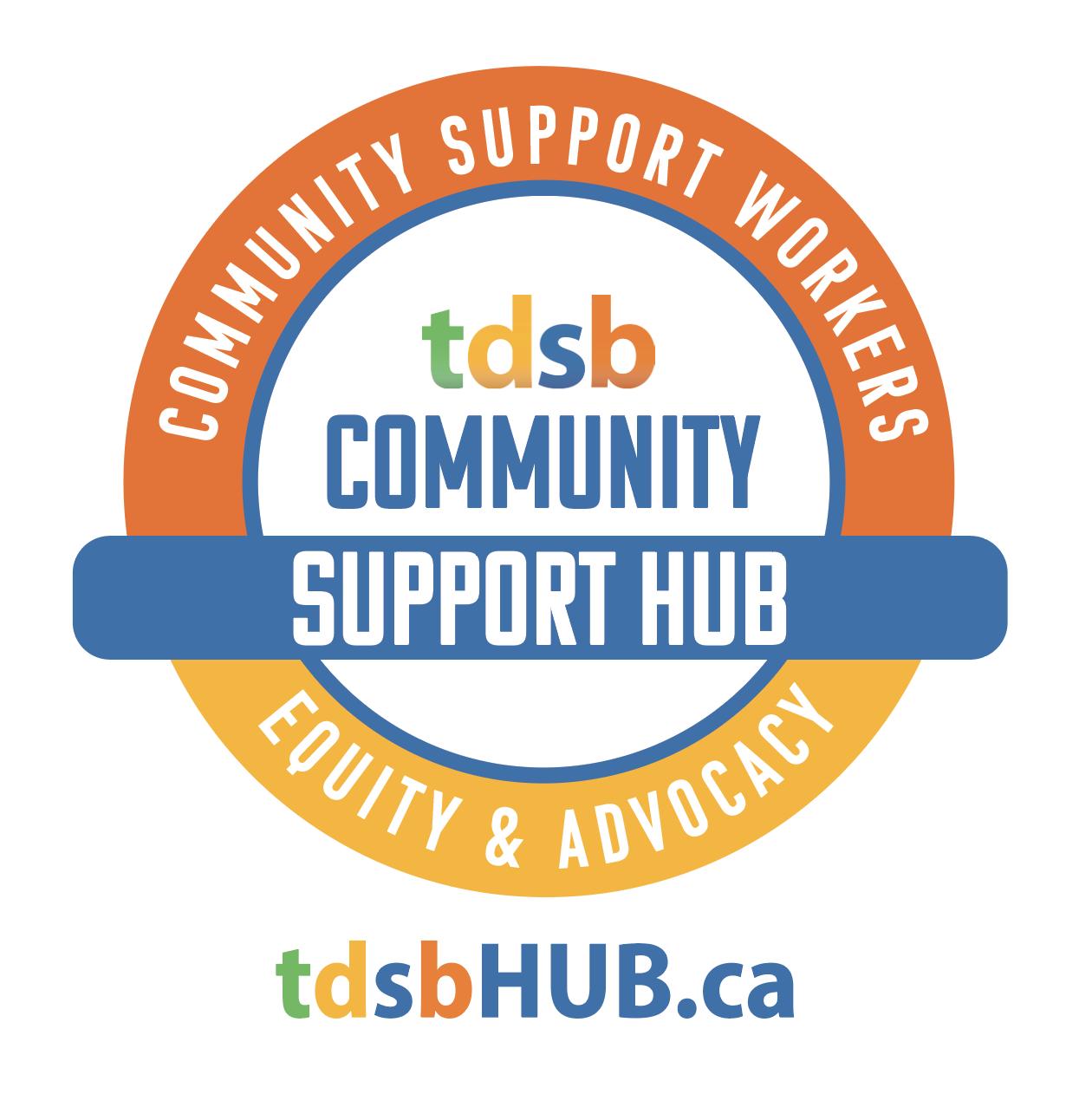 tdsbHUBca Logo